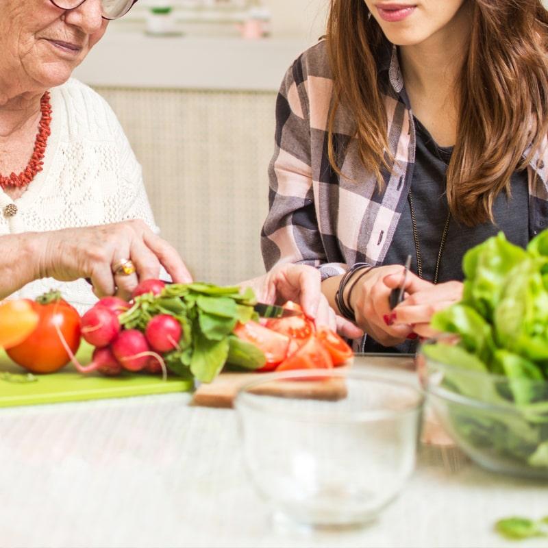 Aide au repas